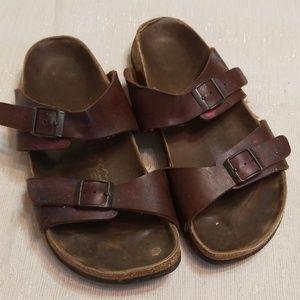 BIRKENSTOCK💟Papillo Arizona Printed Sandals